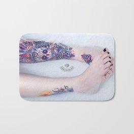 Girls of Milan #01 Bath Mat