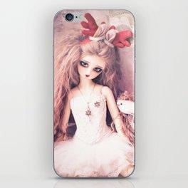 Viridian's Christmas iPhone Skin