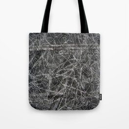 psychic geography (2010) Tote Bag