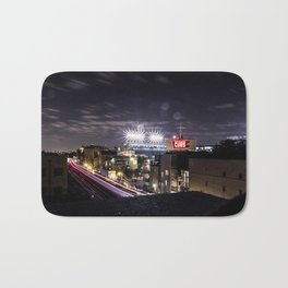 Wrigley Field Long Bath Mat