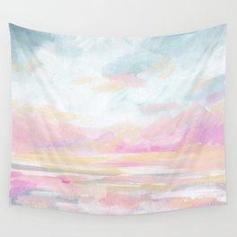 So Alive - Bright Ocean Seascape Wall Tapestry