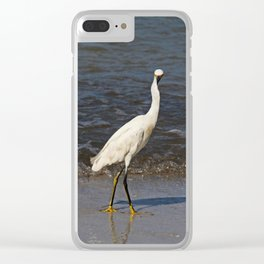 Here's Lookin' at Ya Clear iPhone Case