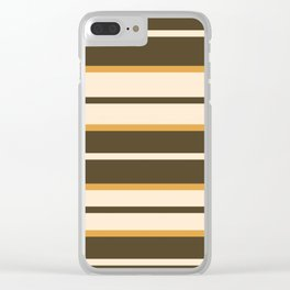 palette of colors2 Clear iPhone Case