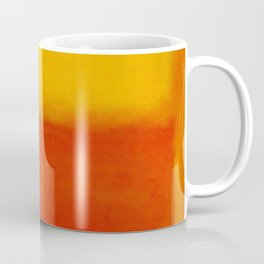 1956 Orange and Yellow by Mark Rothko HD Coffee Mug
