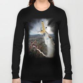 Aerobatic duel Long Sleeve T-shirt
