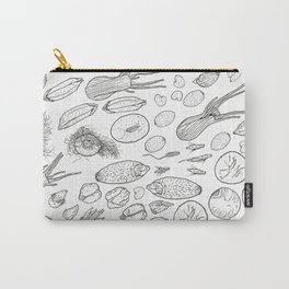 Exploration of the Seed Vault Carry-All Pouch