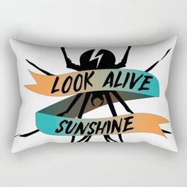 mcr album 2020 ansel8 Rectangular Pillow