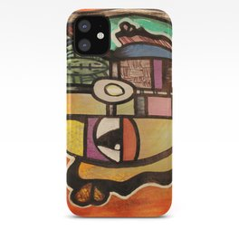 2012 to over throw the colonist in nigeria  iPhone Case