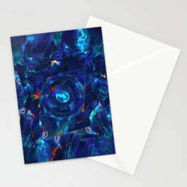 Parthéna (Abstract 51) Stationery Cards
