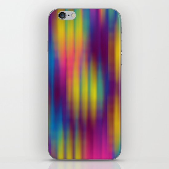 Color Chaos  iPhone Skin