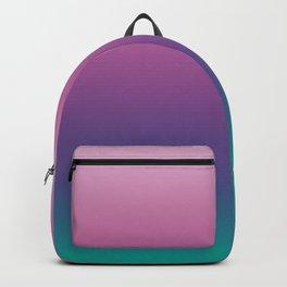 Pastel Gradient Pink Lavender Ultra Violet Arcadia Pattern | Pantone colors of the year 2018 Backpack
