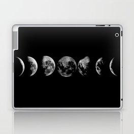 Lunar phases Laptop & iPad Skin