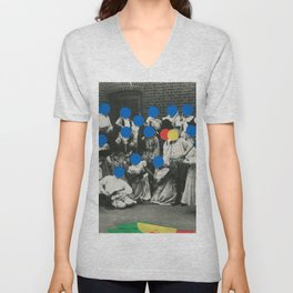 Just The Two Of Us Unisex V-Neck
