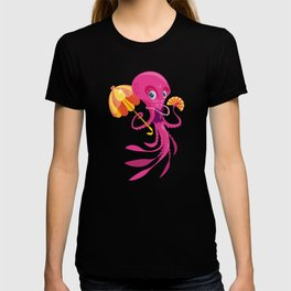 Miss Octopus T-shirt