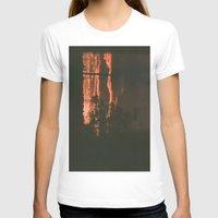 detroit T-shirts featuring Detroit by Amber Hewitt