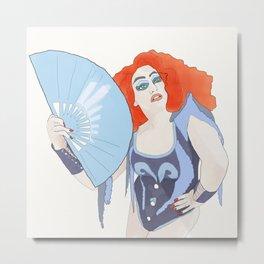Ginger Vitus Metal Print