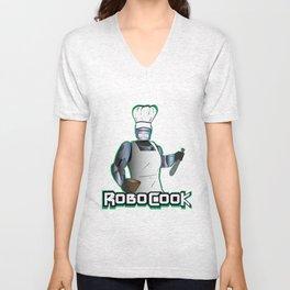 RoboCook Unisex V-Neck