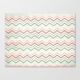 Retro 60 - Third Wave Canvas Print