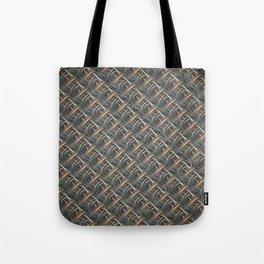 Strange Fibers - Bamboozled Braid Tote Bag