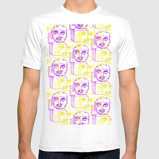 Jack in the Box 2 tone  T-shirt