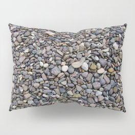 What Stories You Could Tell... Rocks of Jasper Beach Pillow Sham