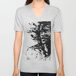 The Burden Unisex V-Neck