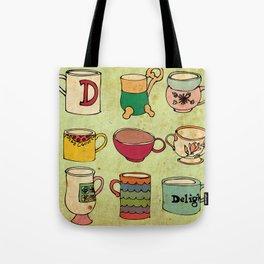 My Mugs! Tote Bag