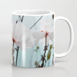 Matilija White Poppies Coffee Mug