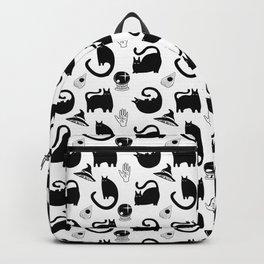 Halloween Cats Backpack