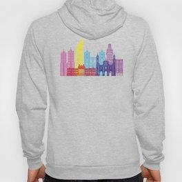 Montevideo skyline pop Hoody