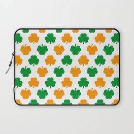 Irish Shamrocks Laptop Sleeve