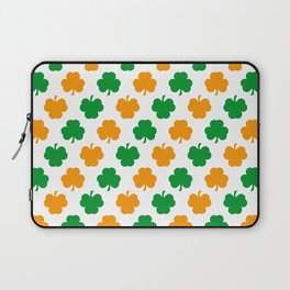 Irish Shamrocks Laptop Sleeve