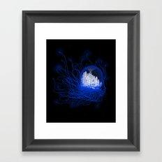 my safehouse Framed Art Print