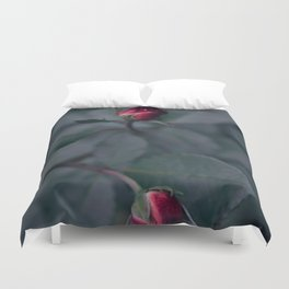 Flower Photography by Kirill Pershin Duvet Cover