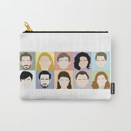 Once Upon A Cast Carry-All Pouch