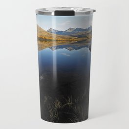 There is an end to the dark Travel Mug