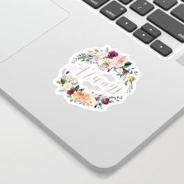 Always - Rose Gold Sticker