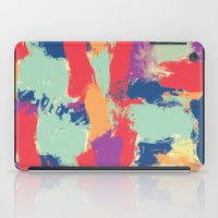 funky iPad Cases featuring Funky by Georgia Dritsakou