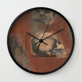 Printmaking 10 Wall Clock