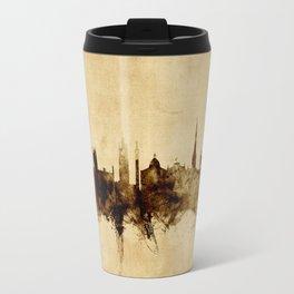Newcastle England Skyline Travel Mug