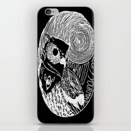 Occupy your Mind (Inverted) iPhone Skin