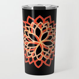 Delphine • Yoga pant 3 • Travel Mug