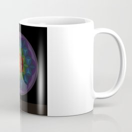 Flower of life in the candlelight Coffee Mug