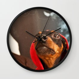 I See Dead Flies Wall Clock