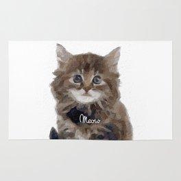 Meow! Rug