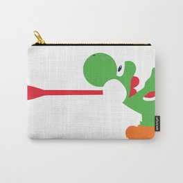 Yoshi Tongue Out - Minimalist - Nintendo Carry-All Pouch
