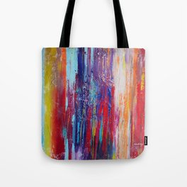 All That We Love by Nadia J Art Tote Bag