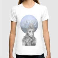 the mountains are calling T-shirts featuring The mountains are calling... by lenita pepa