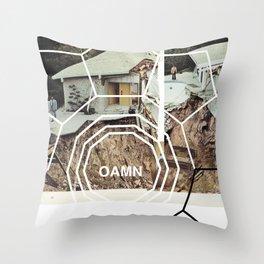 hill Throw Pillow