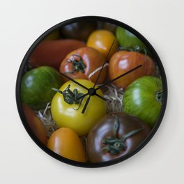 The yellow one Wall Clock